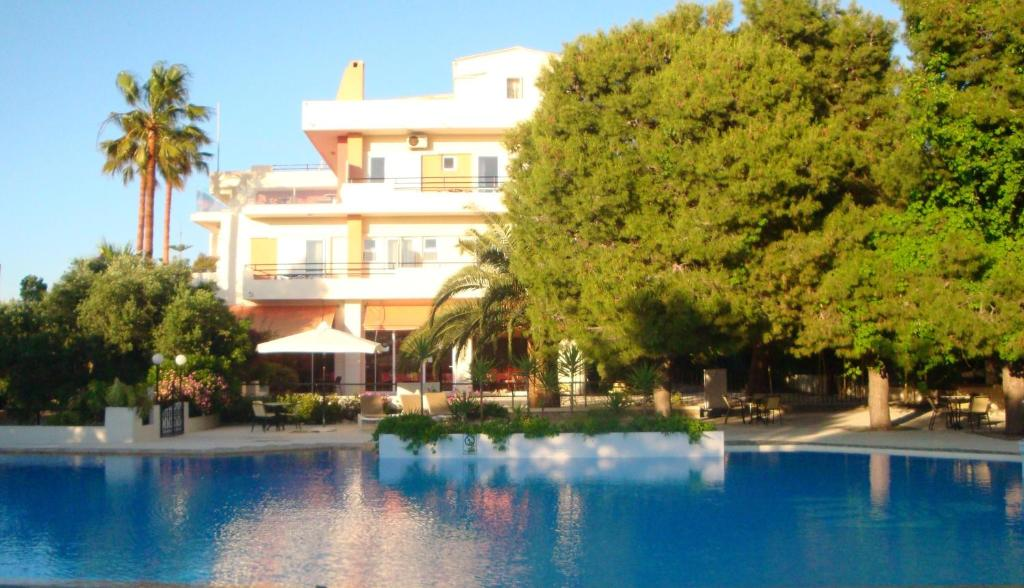 Monte Vardia Chania Town, Greece