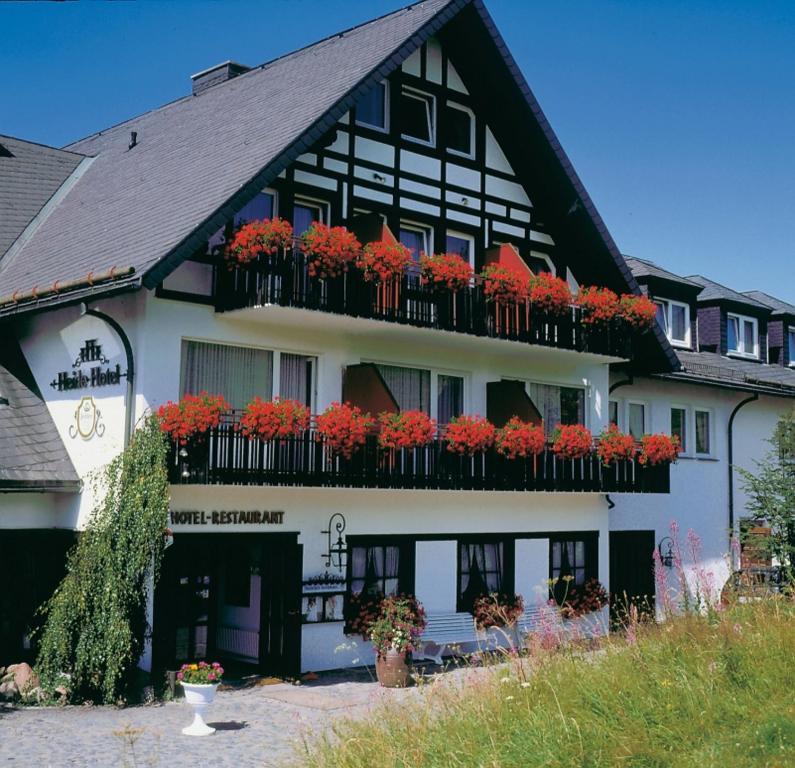 Heidehotel Hildfeld Winterberg, Germany