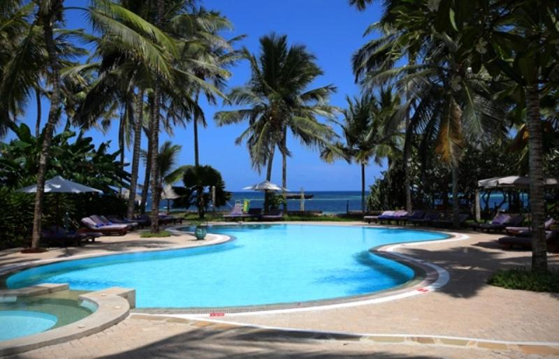 The swimming pool at or near Turtle Bay Beach Club