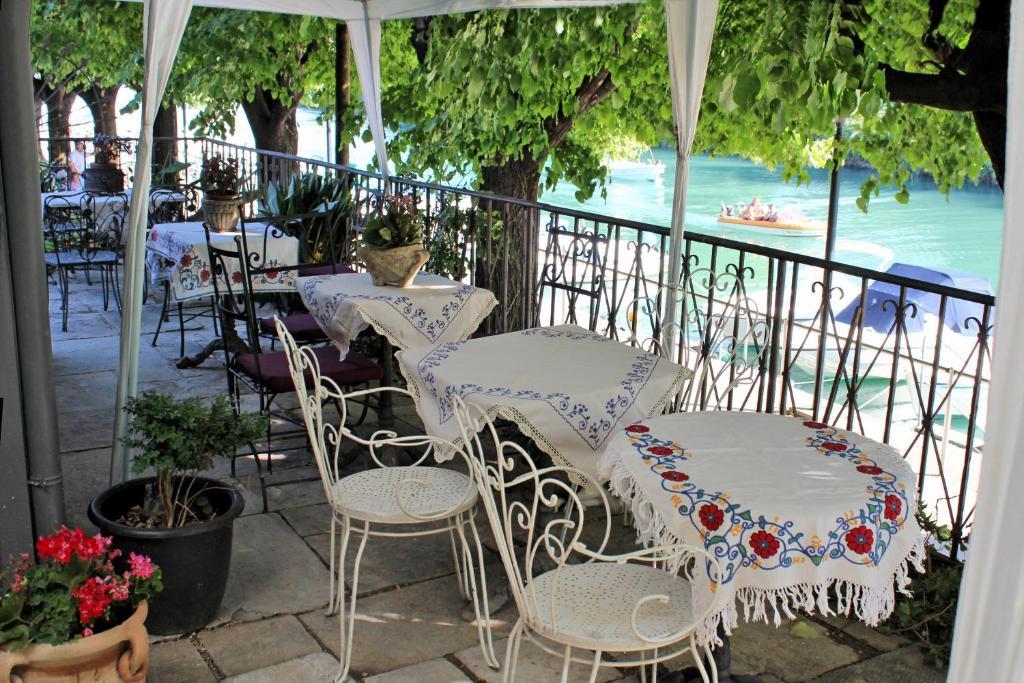 Ресторан / где поесть в Villa Fiorita