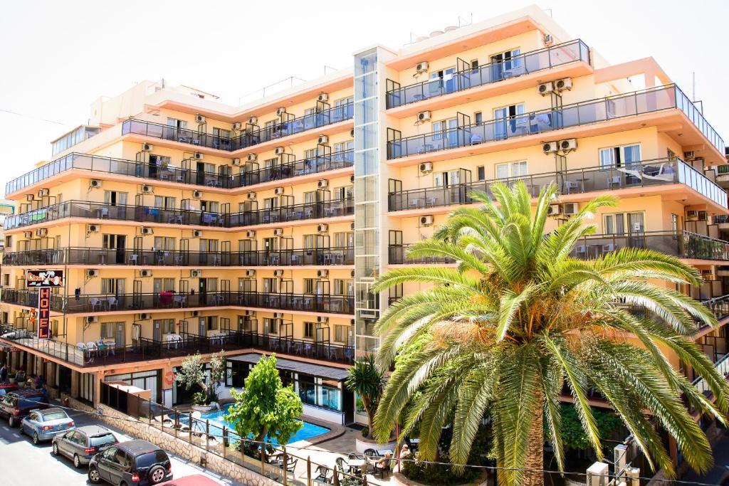 Hotel Camposol Benidorm, Spain