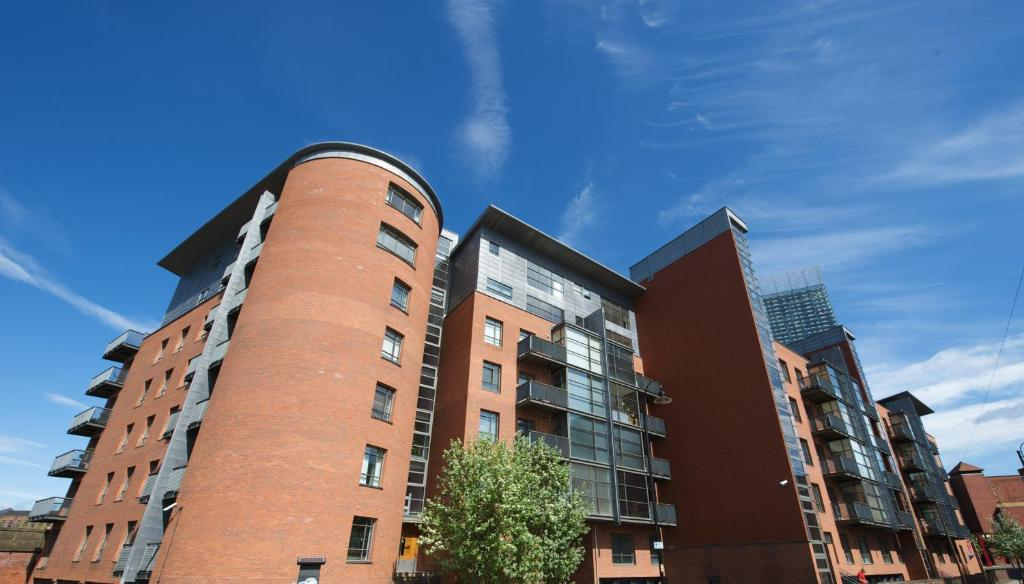 Stay Deansgate Apartments - Laterooms