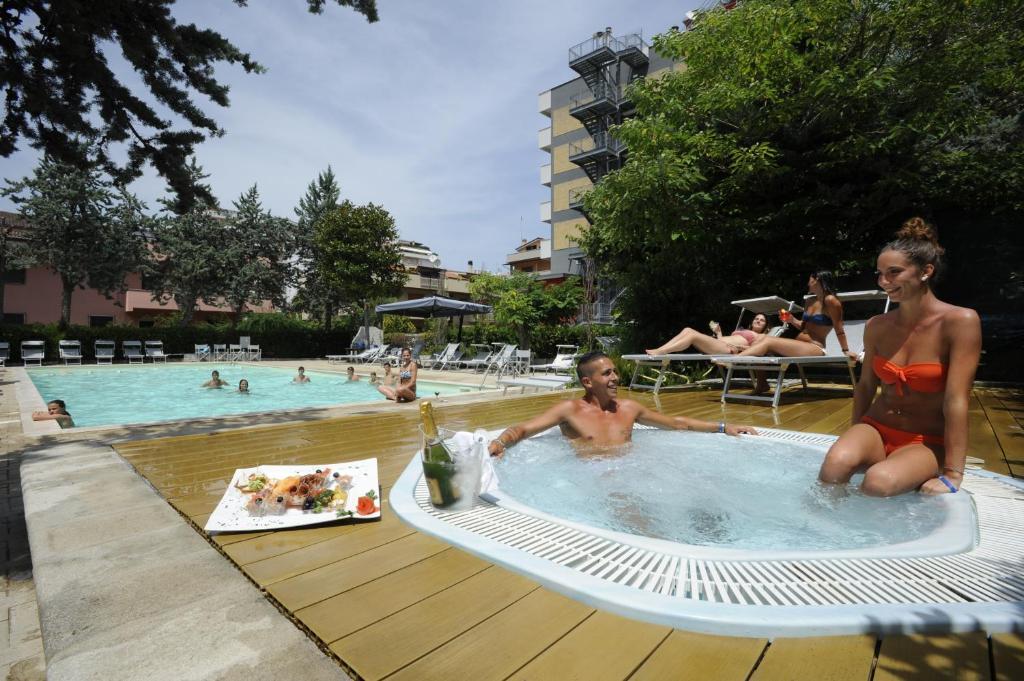 Club Hotel Le Nazioni Montesilvano, Italy