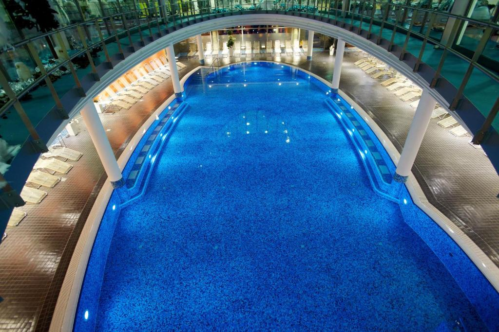 The swimming pool at or near centrovital SPA & Sports Hotel