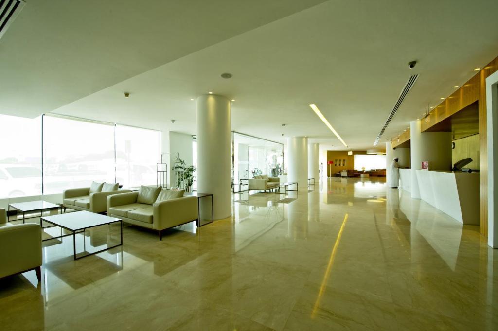 al bustan center residence 4 дубай