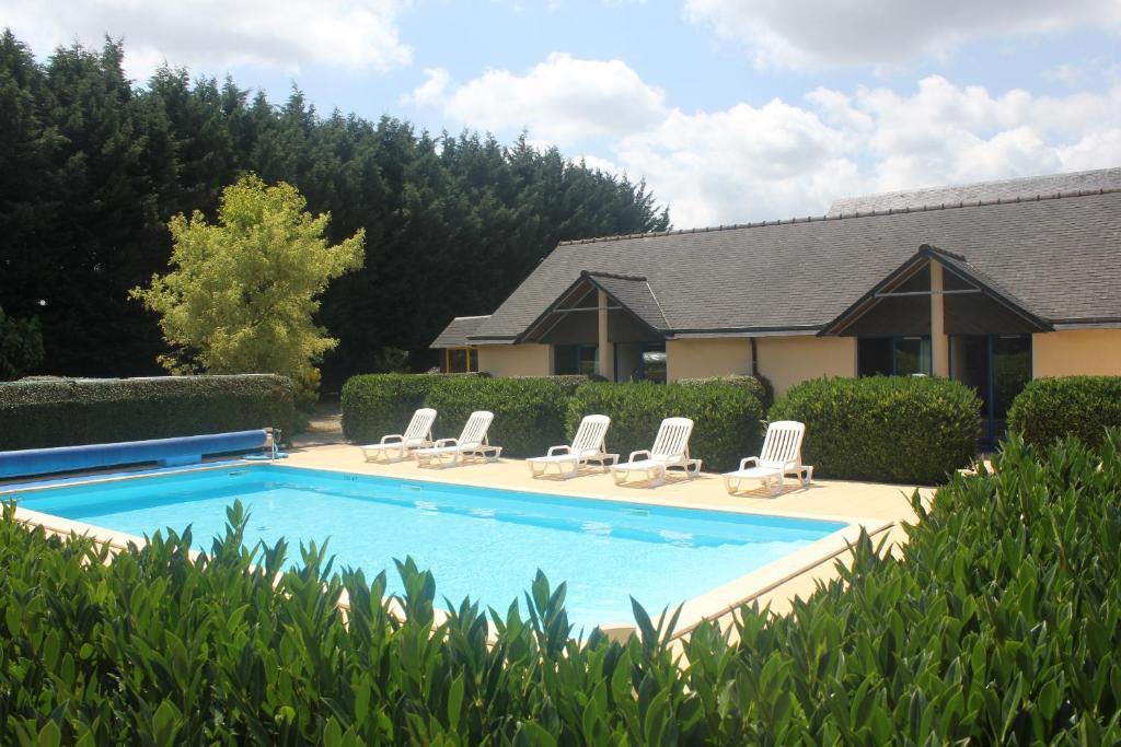 Les Dineux Village Tremeur, France