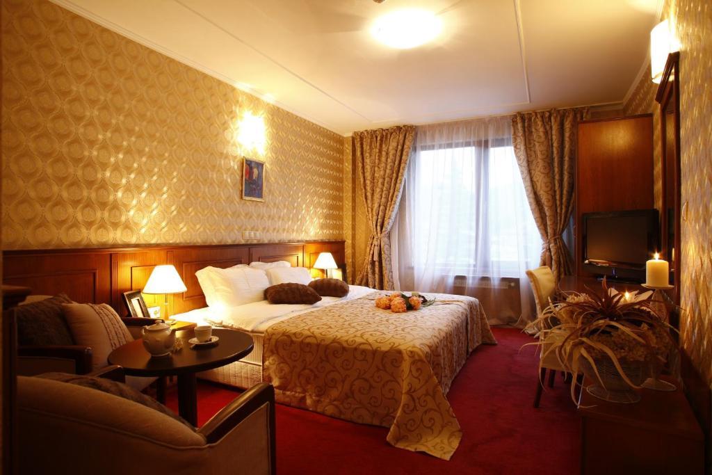 Легло или легла в стая в Mountain Boutique Family Hotel