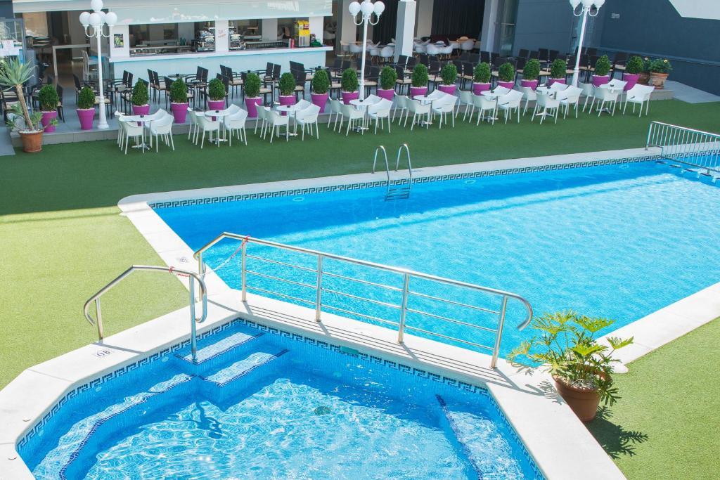 Hotel Melina Benidorm, Spain