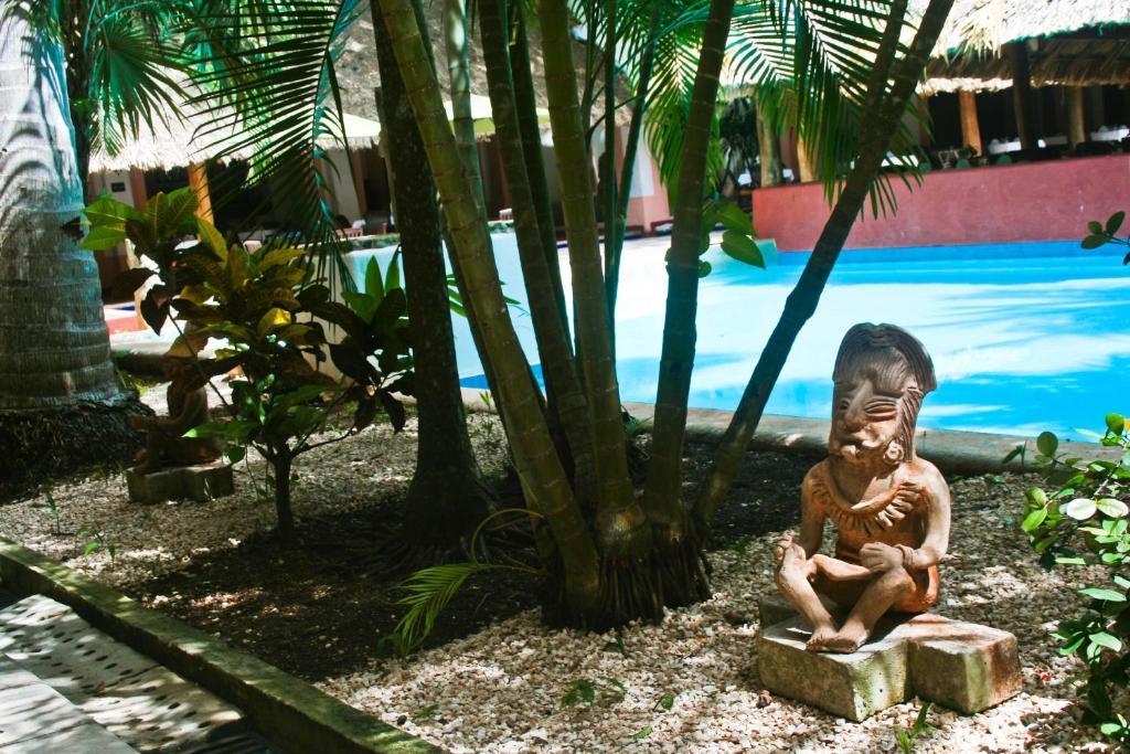 Hotel Villas arqueológicas cerca de la zona arqueológica de Chichén Itzá