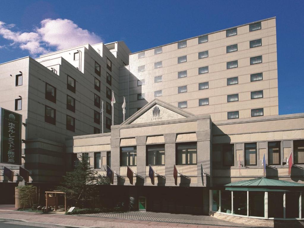Gedung tempat hotel ekonomis berlokasi