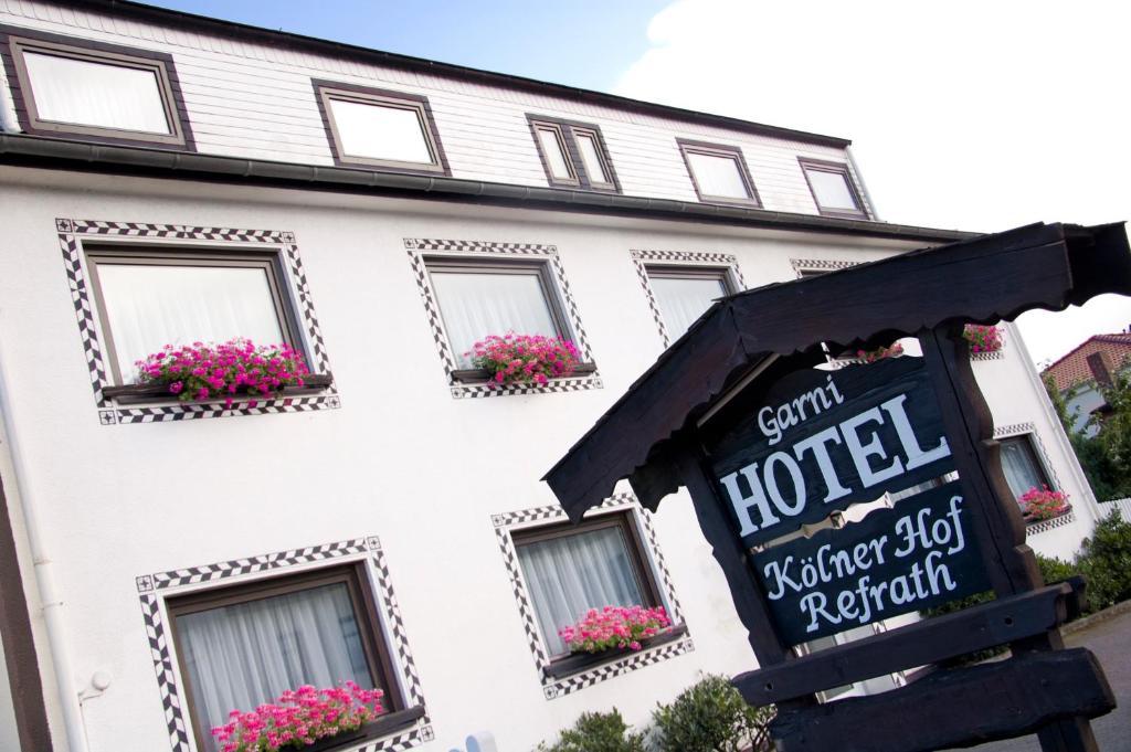Hotel Kolner Hof Refrath Bergisch Gladbach, Germany
