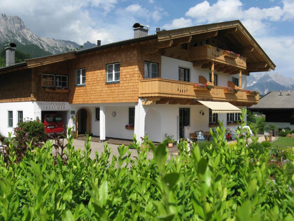 Ferienpension Bierbaumer Leogang, Austria