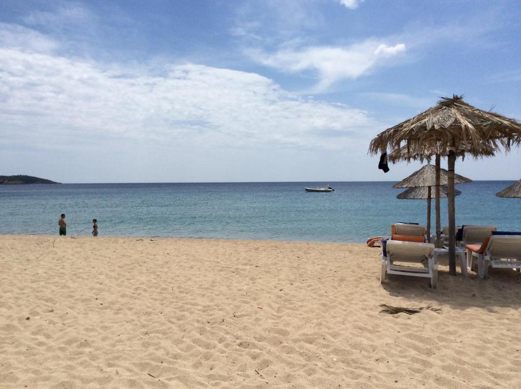 Παραλία σε ή κοντά σε αυτή η βίλα
