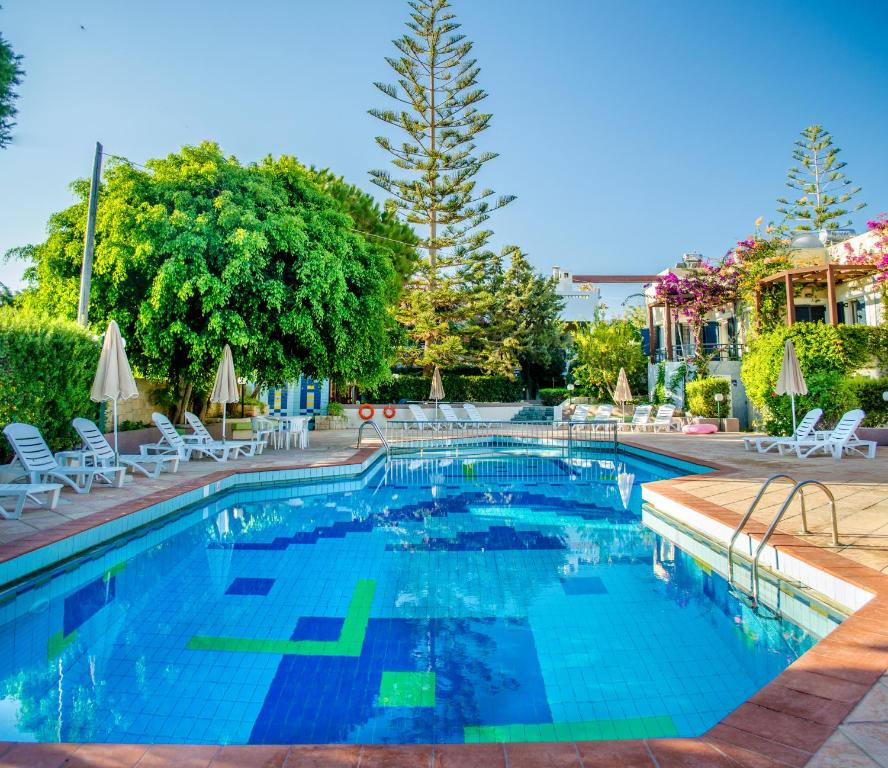 Πισίνα στο ή κοντά στο Your Memories Hotel Apartments
