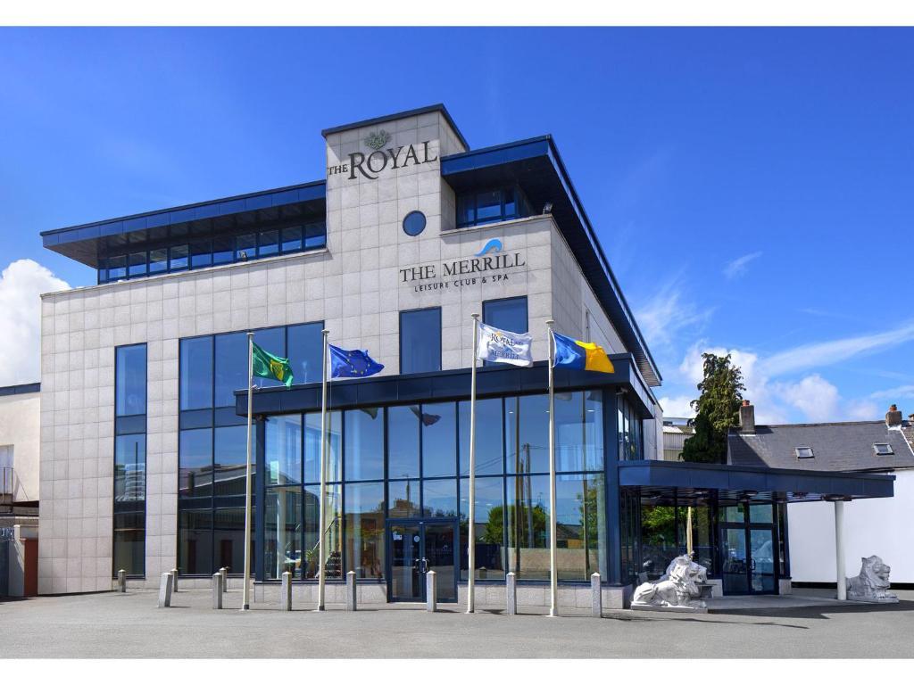 The Royal Hotel & Leisure Centre Bray, Ireland