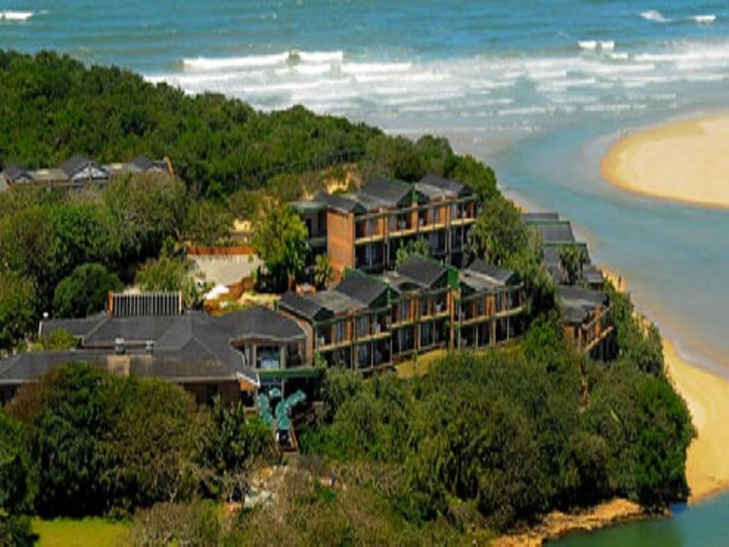 A bird's-eye view of Blue Lagoon Hotel and Conference Centre