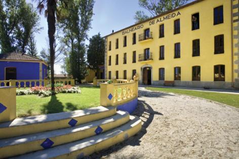 Hotel Balneario Almeida Dama Verde