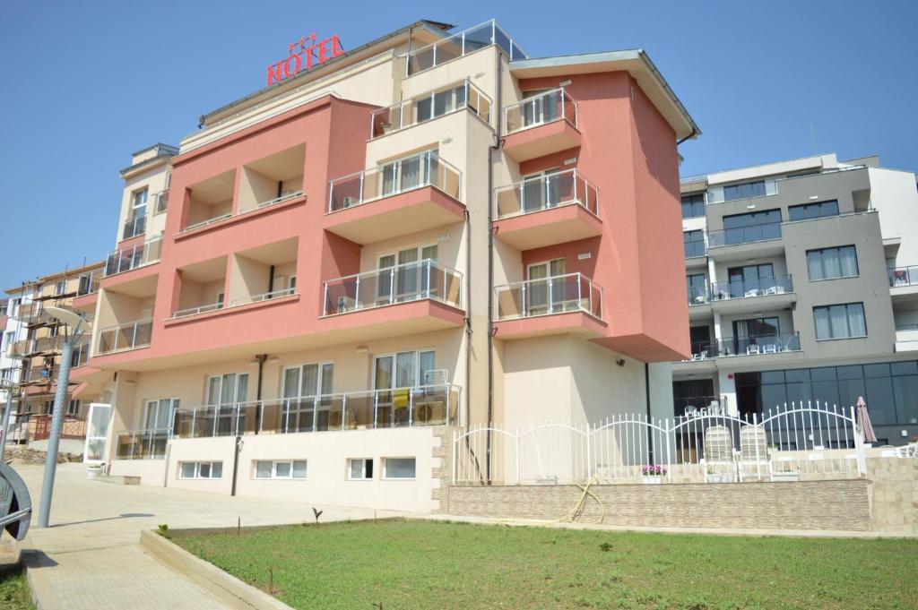 Hotel Ray Sozopol, Bulgaria