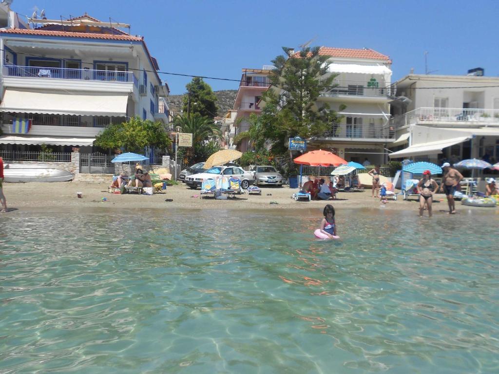 Frini Hotel Tolo, Greece