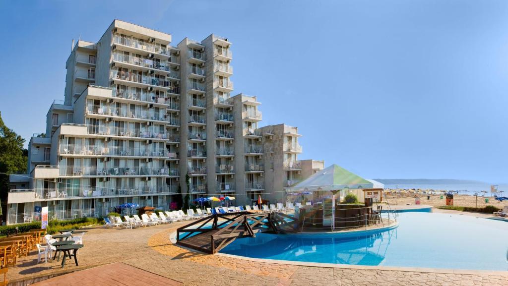 Hotel Elitsa All Inclusive Albena, Bulgaria