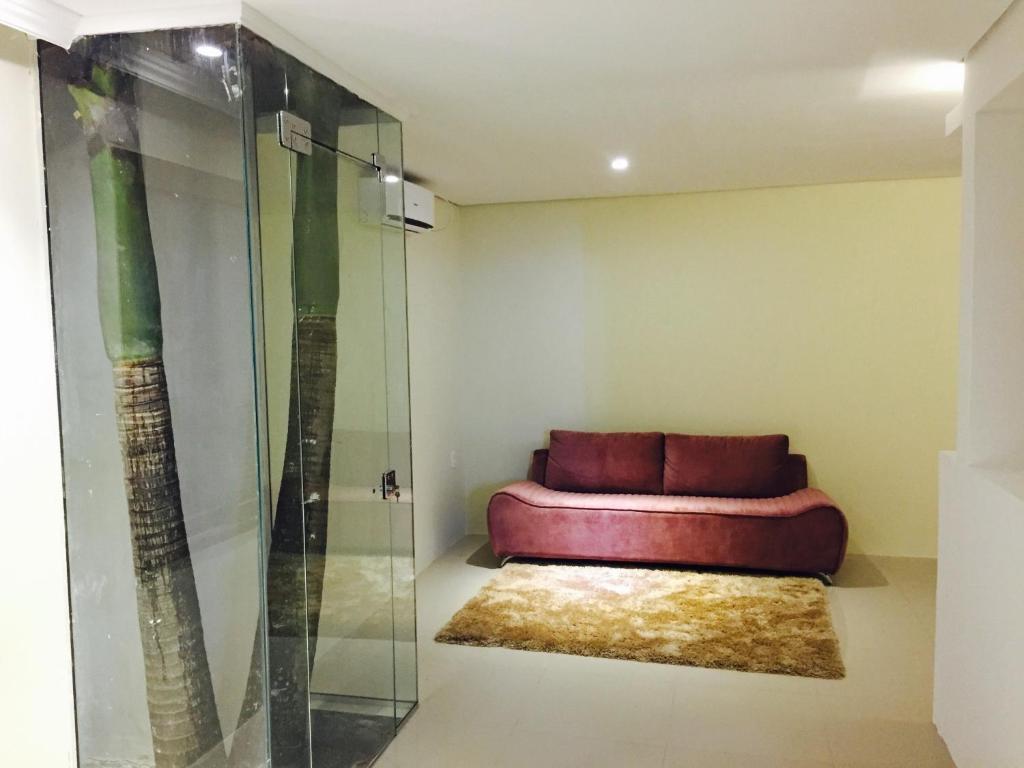 Un baño de Hotel Palmeiras