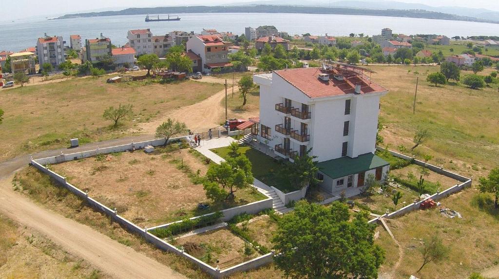A bird's-eye view of Villa Bagci Hotel