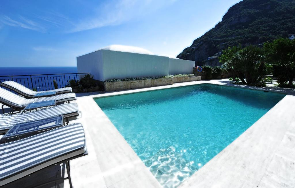 The swimming pool at or near Villa Magia