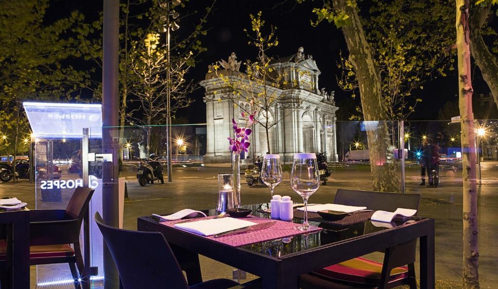 Hospes Puerta de Alcalá, Madrid – Precios actualizados 2020