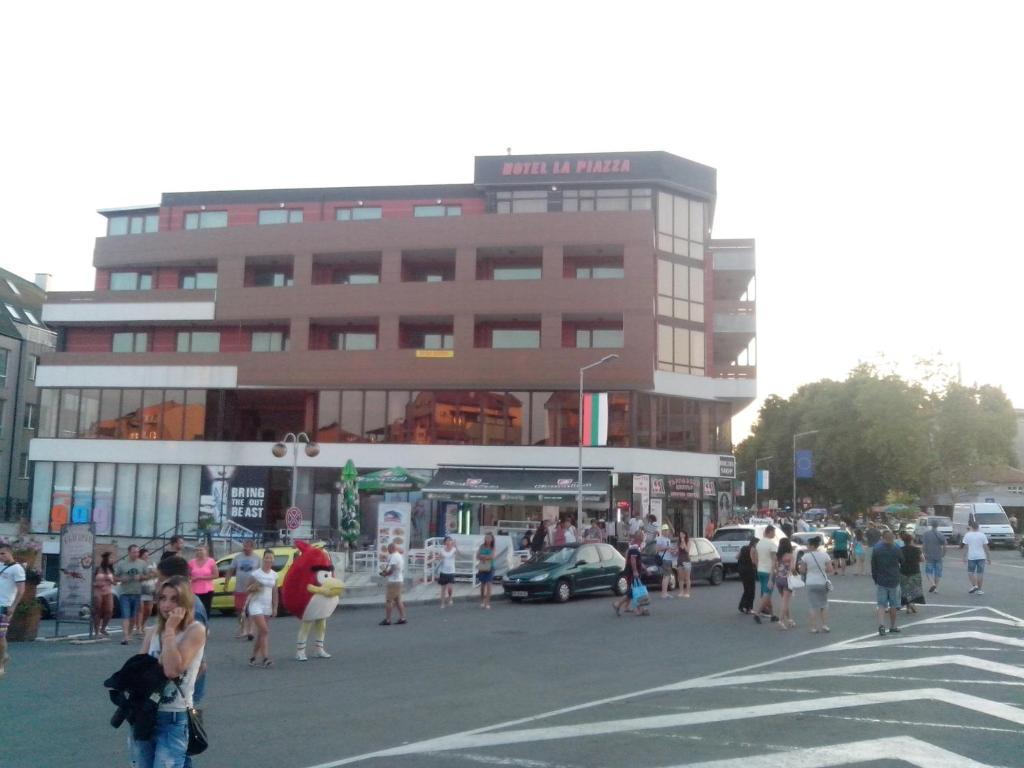 La Piazza Hotel Primorsko Primorsko, Bulgaria