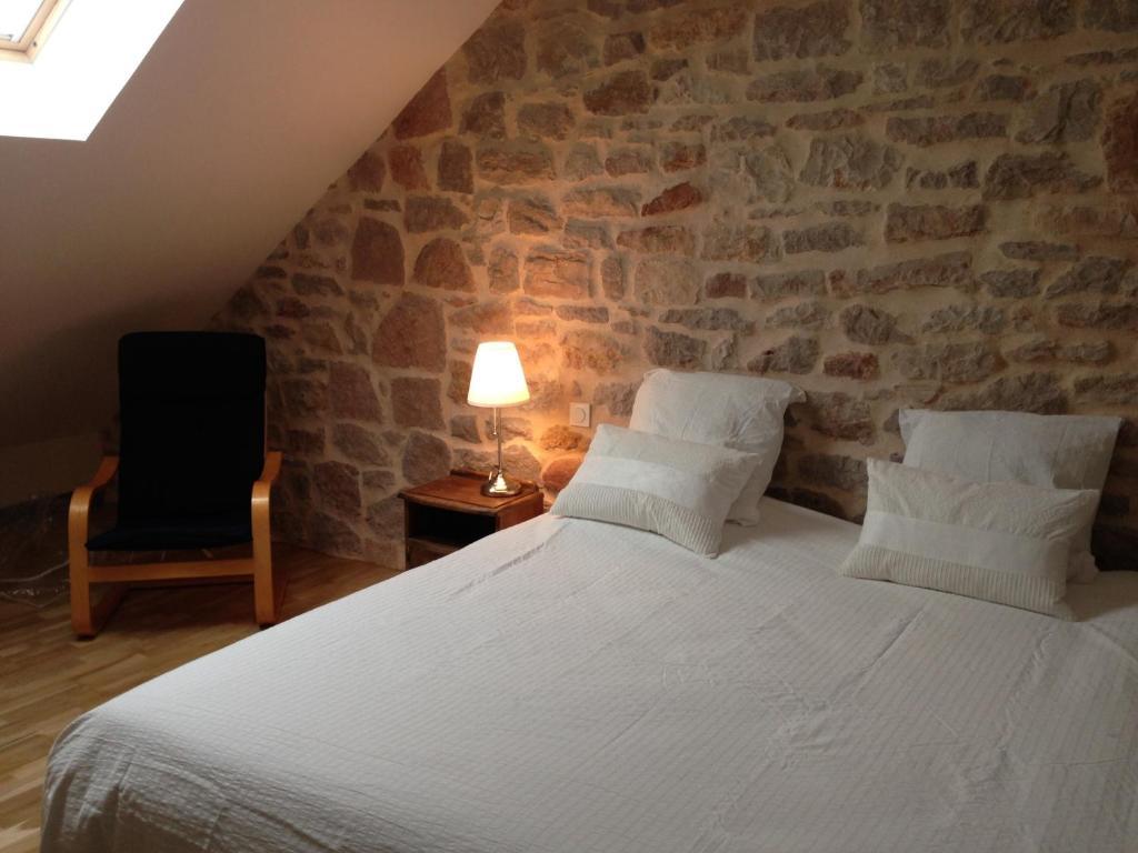 Un ou plusieurs lits dans un hébergement de l'établissement Villa Varco