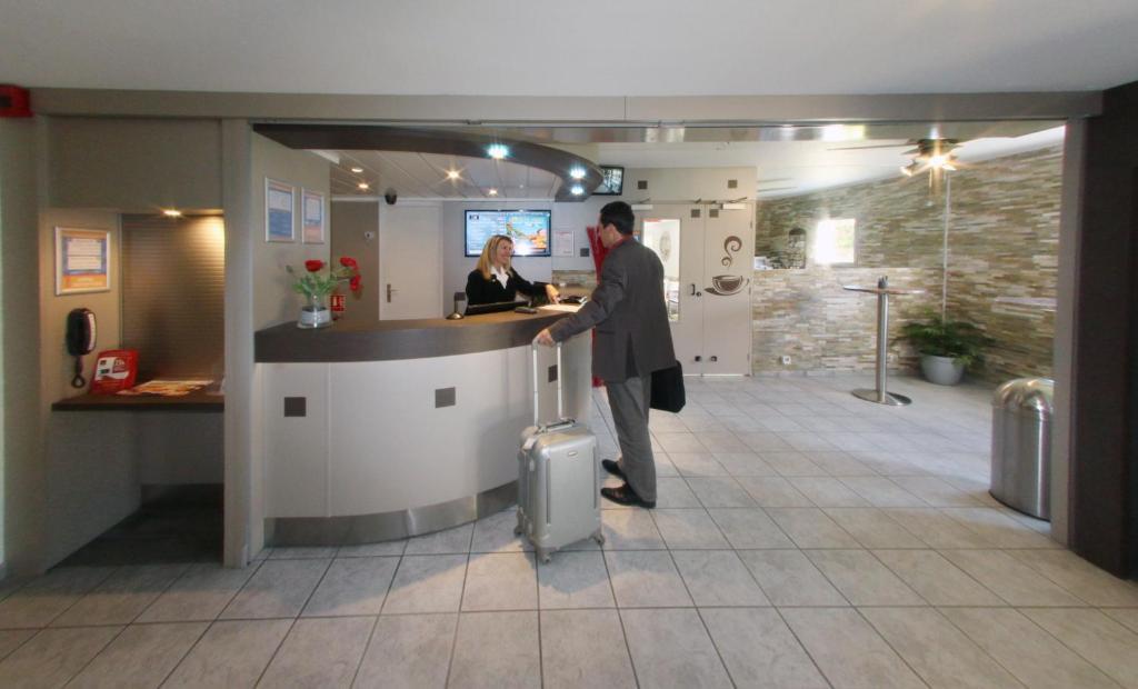 Hotel 1ere Etape Vaulx-en-Velin, France