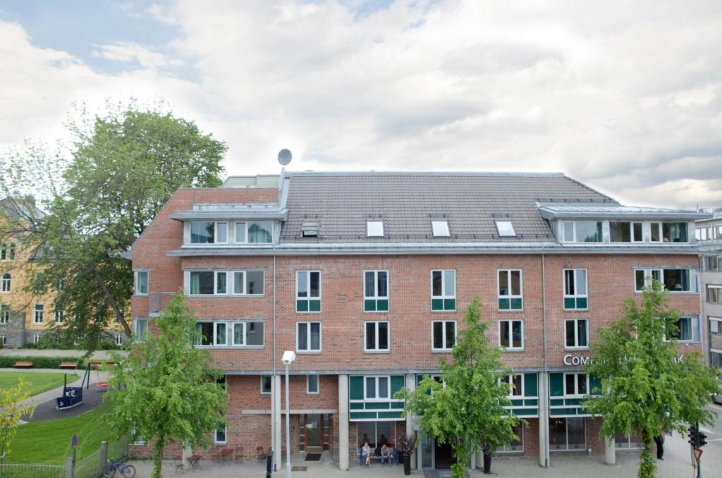 Hotel Trondheim Centre   Comfort Hotel Park