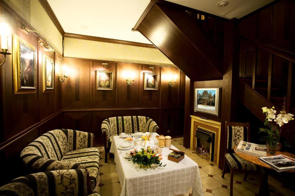 Ресторан / где поесть в Ermitage Hotel