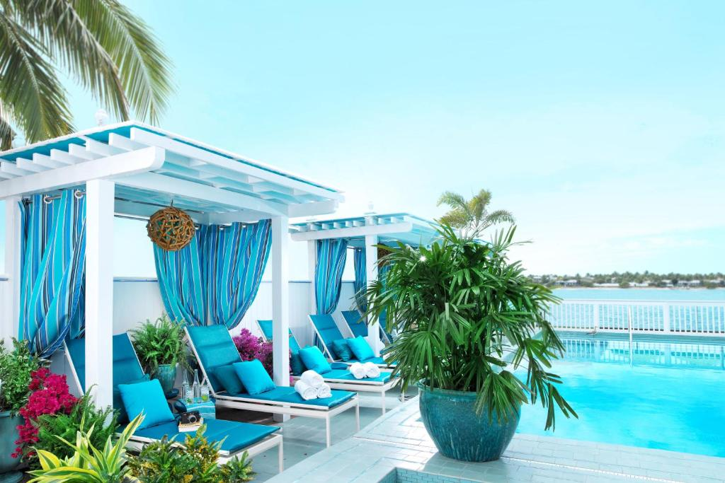 The swimming pool at or near Ocean Key Resort & Spa, a Noble House Resort