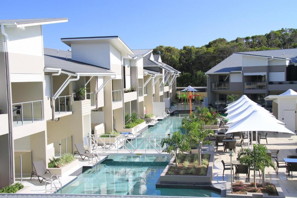 1770 Lagoons Central Apartment Resort