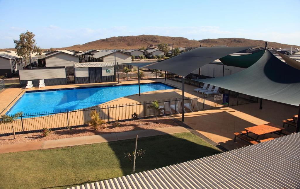 A view of the pool at Aspen Karratha Village - Aspen Workforce Parks or nearby