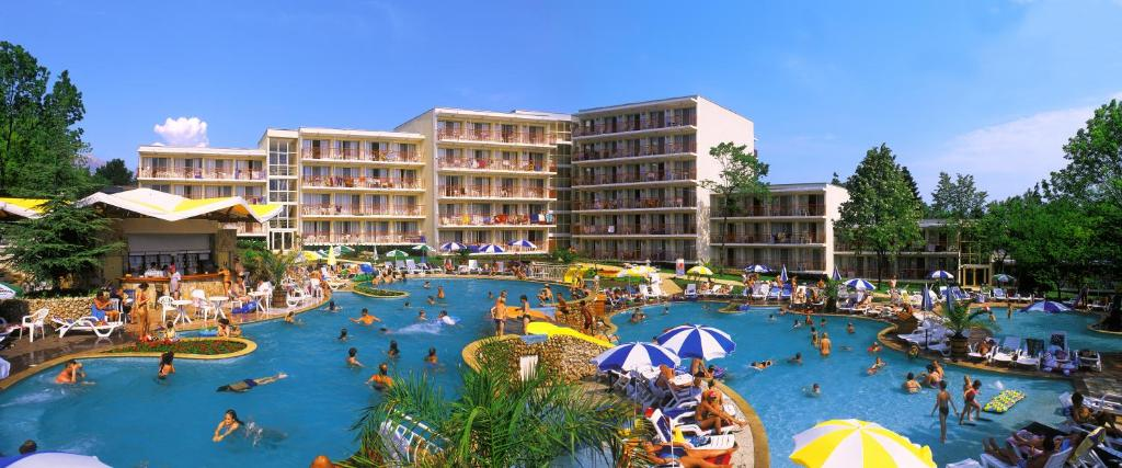 A view of the pool at Vita Park Hotel & Aqua Park or nearby