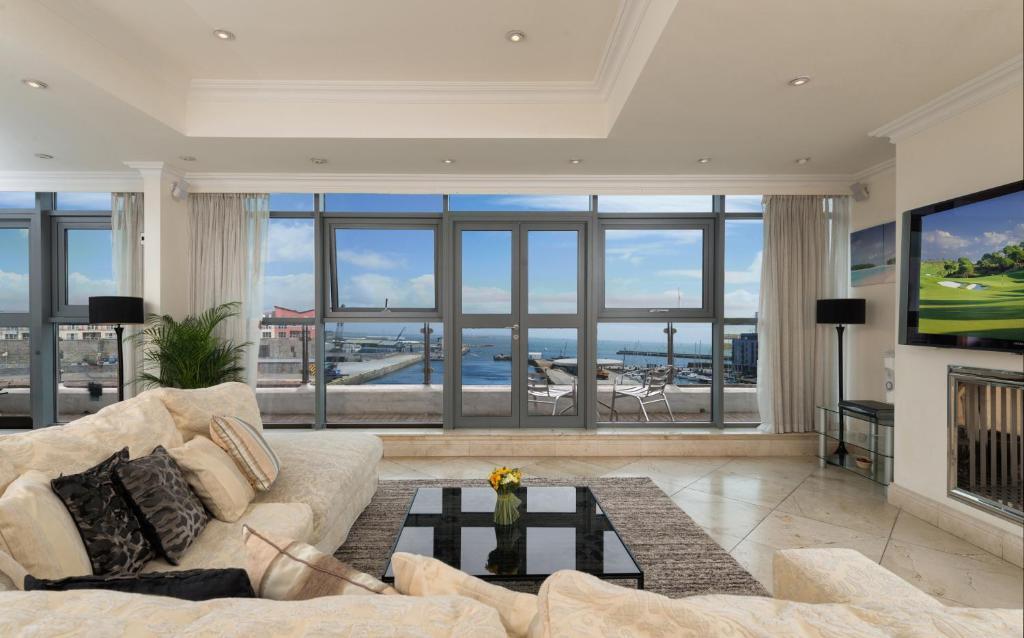 Luxury City Center Penthouse