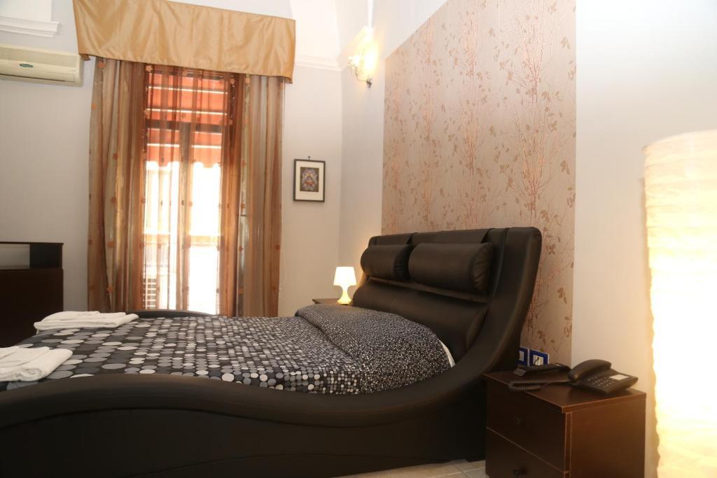 A seating area at Nuovo Hotel Sangiuliano