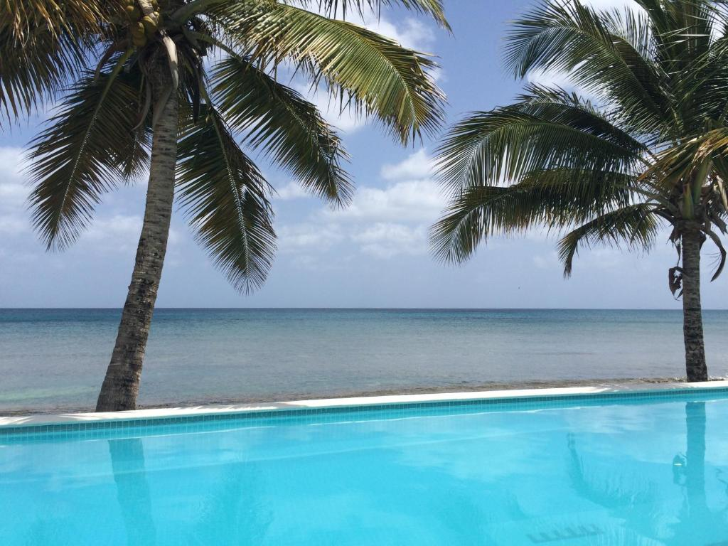 The swimming pool at or close to Bravo Beach Hotel
