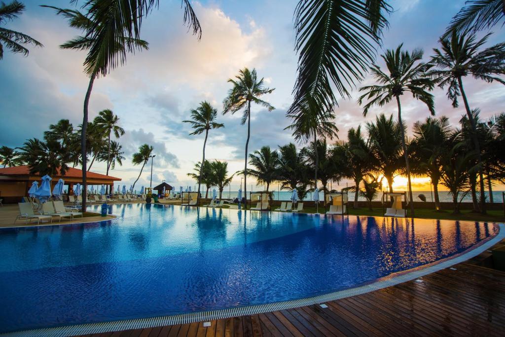 The swimming pool at or close to Jatiuca Hotel & Resort