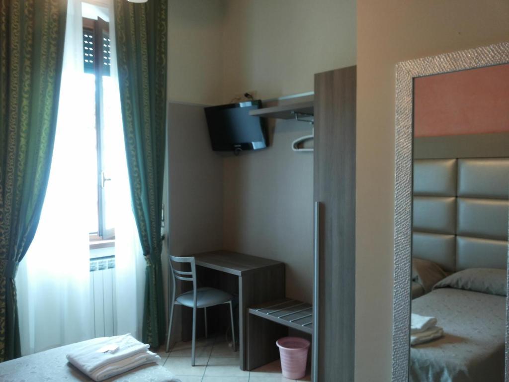 Гостиная зона в Hotel Le Querce