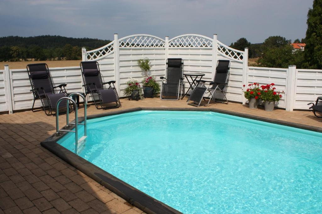 The swimming pool at or near Villa Helena Bed & Breakfast - Adults Only