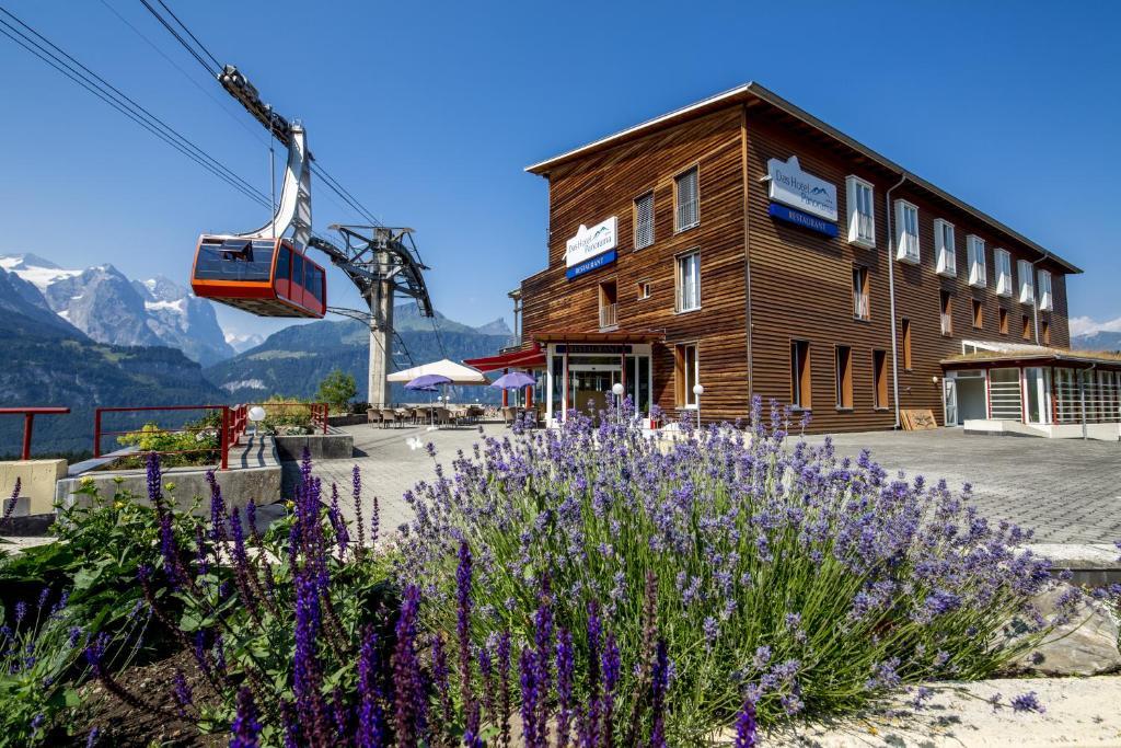 Das Hotel Panorama Hasliberg, Switzerland