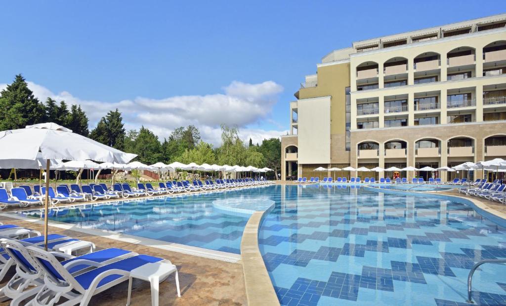 Sol Nessebar Bay Resort & Aquapark - All inclusive Nesebar, Bulgaria