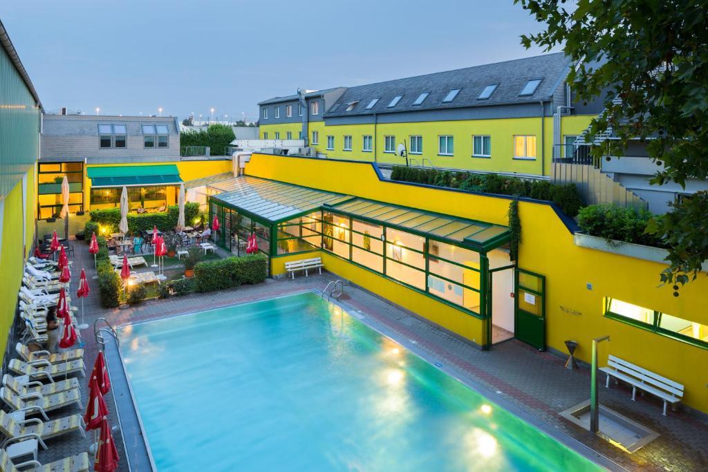 Vienna Sporthotel Vienna, Austria