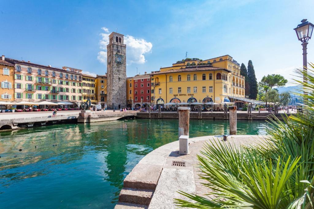 Hotel Sole Relax & Panorama Riva del Garda, Italy