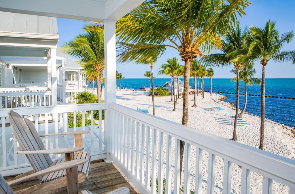 A balcony or terrace at Tranquility Bay Resort