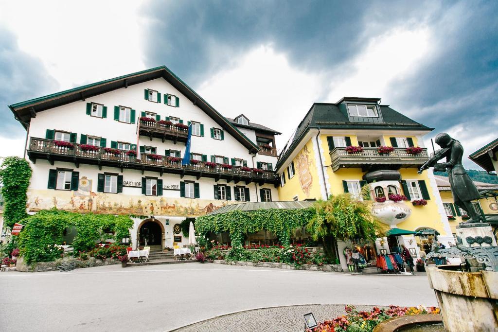 Hotel Gasthof zur Post Sankt Gilgen, Austria