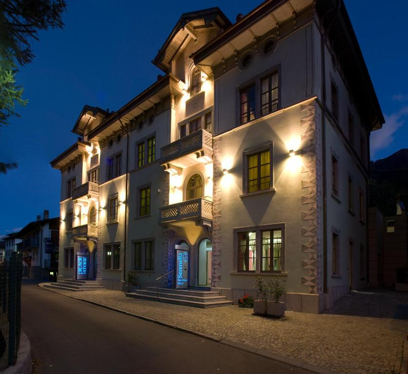 Residence Hotel Serenella Aprica, Italy